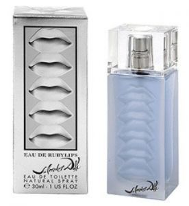 Salvador Dali Eau de Rubylips 50 ml